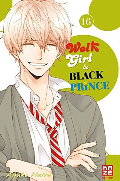 Wolf Girl & Black Prince 16 - Das Cover