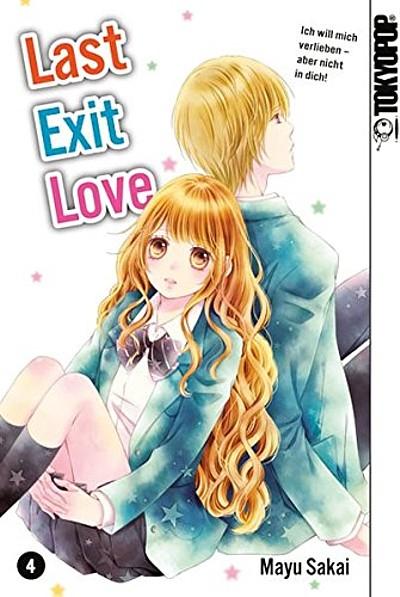 Last Exit Love 4 - Das Cover
