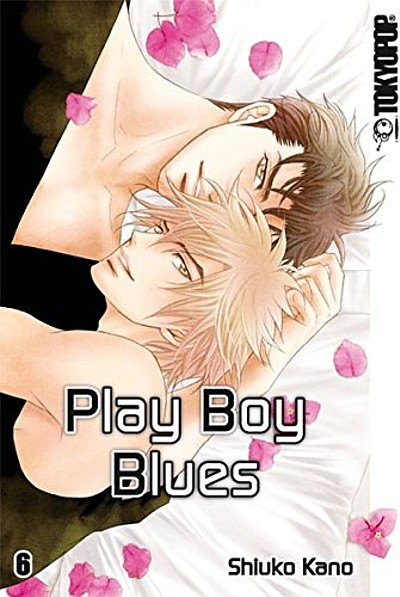 Play Boy Blues 6 - Das Cover