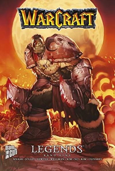 Warcraft: Legends 1 - Das Cover