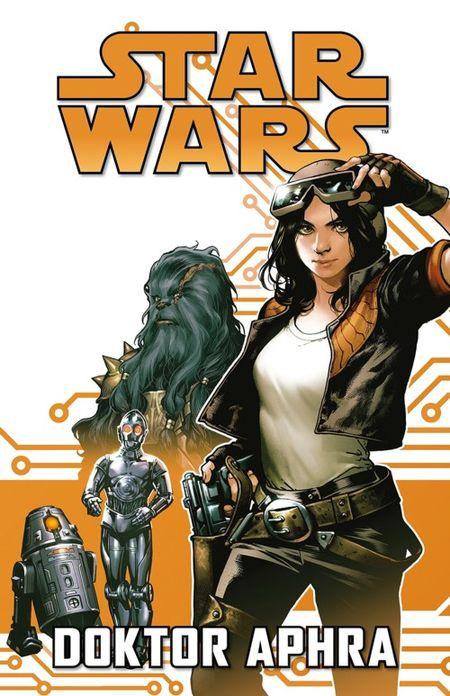 Star Wars Sonderband (98): Doctor Aphra 1 - Das Cover