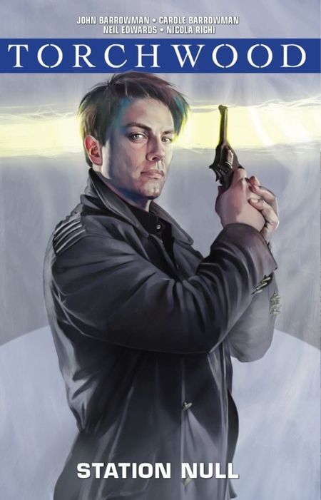 Torchwood 2: Station Null - Das Cover