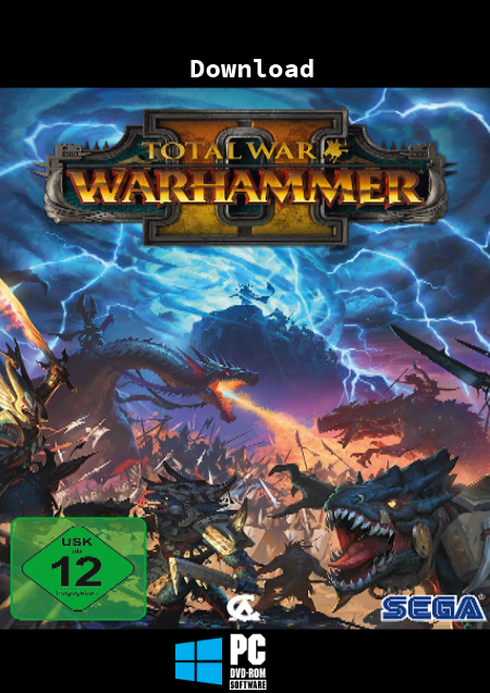 Total War: Warhammer II - Der Packshot