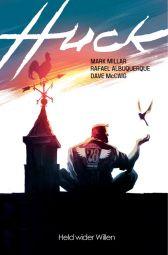 Huck - Held wider Willen - Das Cover