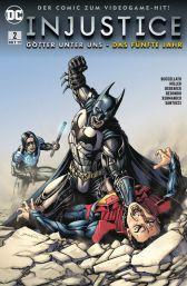 Injustice - Das fünfte Jahr 2 - Das Cover