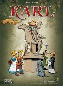 Karl Gesamtausgabe 1 - Das Cover