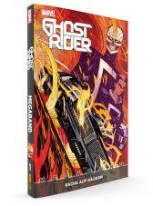 Ghost Rider Megaband 1: Rache auf Rädern - Das Cover