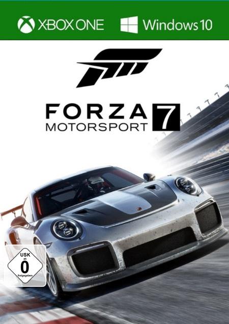 Forza Motorsport 7 - Der Packshot