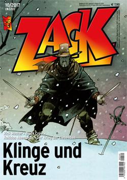 Zack 220 - Das Cover
