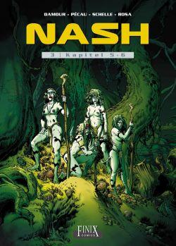 Nash Gesamtausgabe 3 - Das Cover