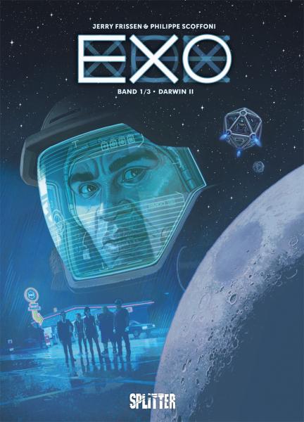 Exo 1: Darwin II - Das Cover