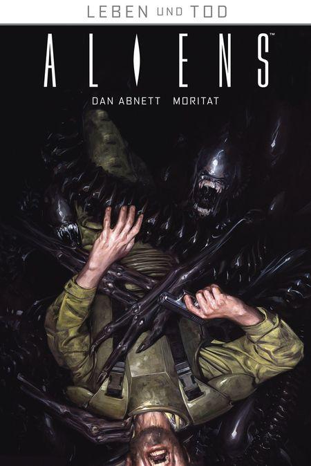 Leben und Tod 3 - Das Cover