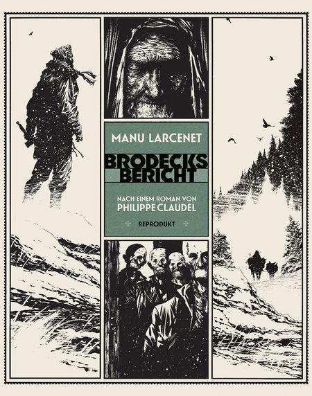 Brodecks Bericht - Das Cover