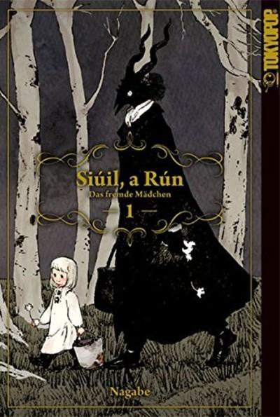 Siúil, a Rún – Das fremde Mädchen 1 - Das Cover