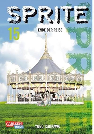 Sprite 15 - Das Cover