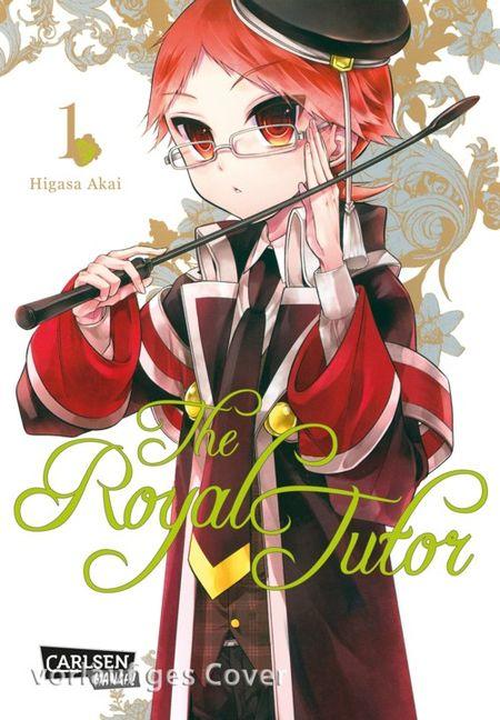 The Royal Tutor 1 - Das Cover