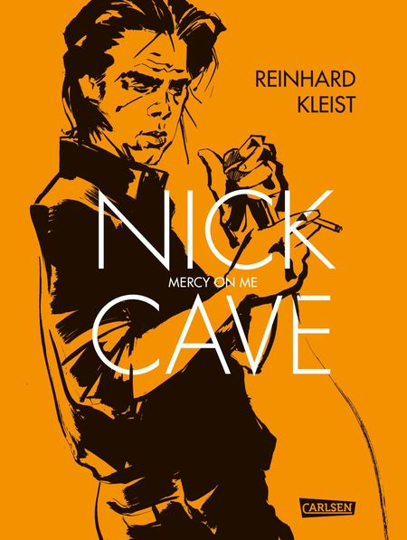 Nick Cave – Mercy on me - Das Cover