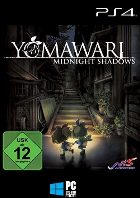 Yomawari: Midnight Shadows - Der Packshot