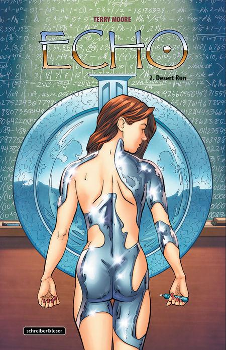 Echo 2: Desert Run - Das Cover