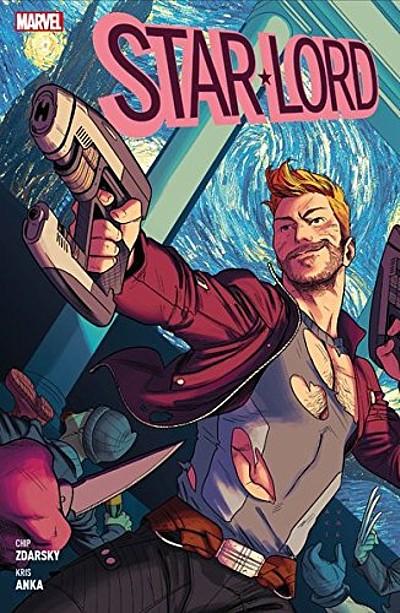 Star-Lord: Ein Held auf Abwegen - Das Cover