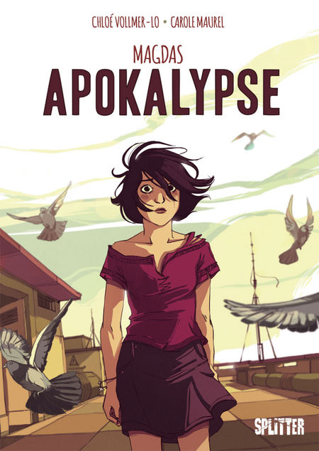 Magdas Apokalypse - Das Cover