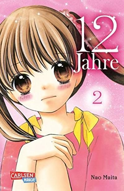 12 Jahre 2 - Das Cover