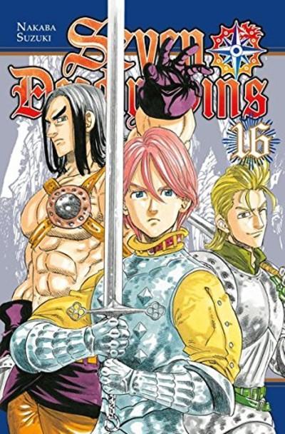 Seven Deadly Sins 16 - Das Cover