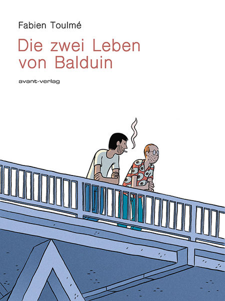 Die zwei Leben von Balduin - Das Cover