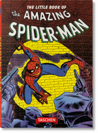 The little Book of Spider-Man - Das Cover