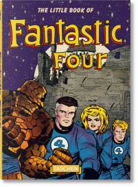 The little Book of the Fantastic Four - Das Cover