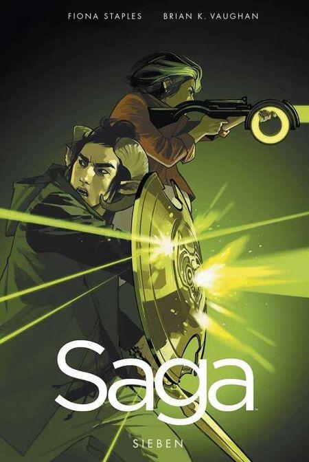 Saga 7 - Das Cover