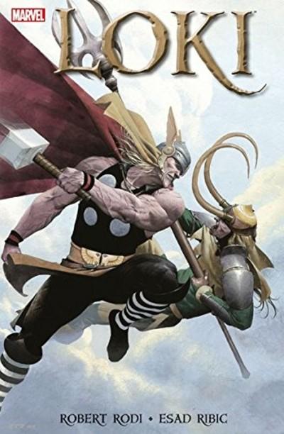 Loki  - Das Cover