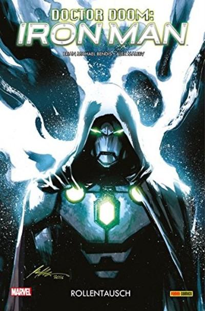 Doctor Doom – Iron Man 1: Rollentausch - Das Cover