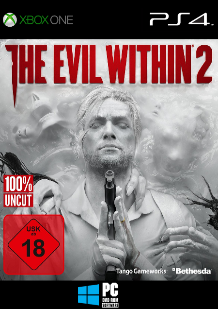 The Evil Within 2 - Der Packshot