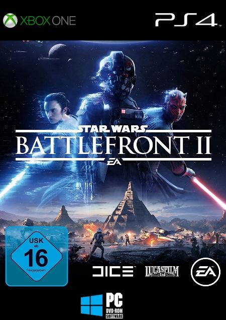 Star Wars: Battlefront 2 - Der Packshot