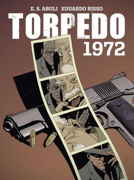 Torpedo 1972 - Das Cover