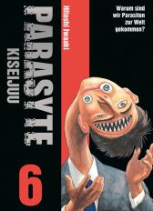 Parasyte - Kiseijuu 6 - Das Cover
