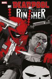 Deadpool vs. Punisher - Das Cover