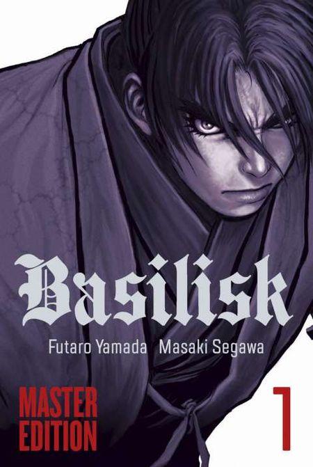 Basilisk Master Edition 1 - Das Cover