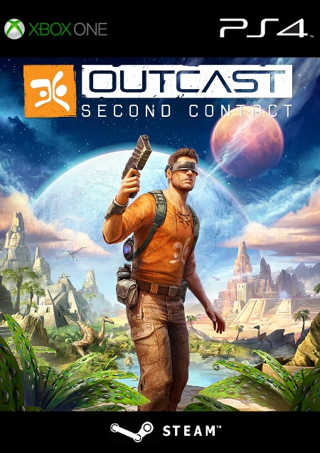 Outcast - Second Contact - Der Packshot