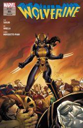 Wolverine 4: Der Tag der Abrechnung - Das Cover