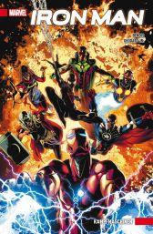 Iron Man 2: Kampfmaschinen - Das Cover