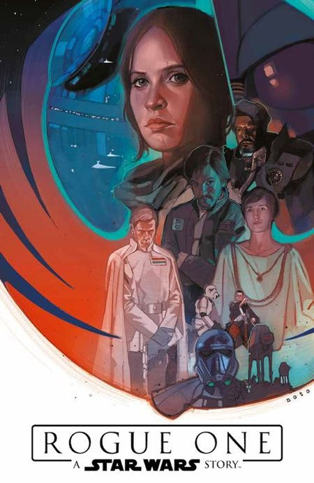 Star Wars Sonderband 99: Rogue One – A Star Wars Story - Das Cover