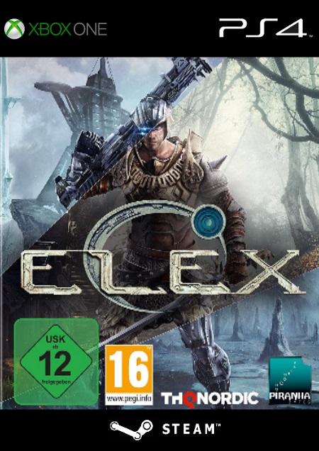 Elex - Der Packshot