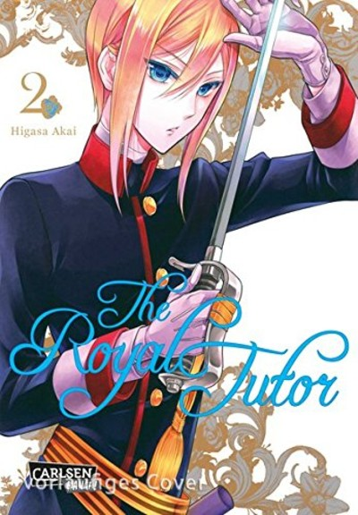 The Royal Tutor 2 - Das Cover