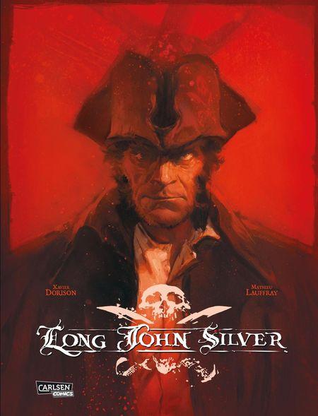 Long John Silver - Gesamtausgabe - Das Cover