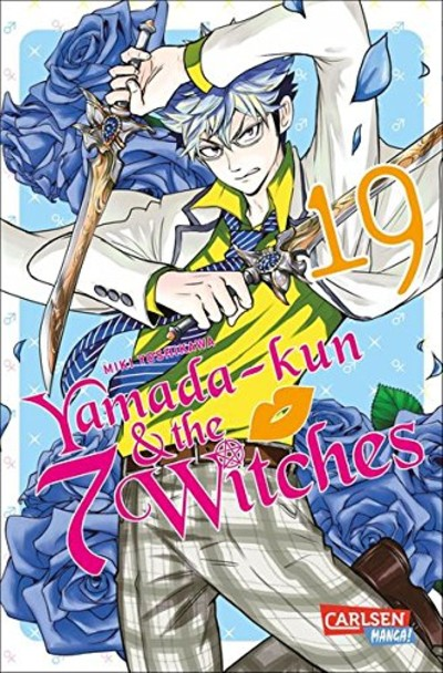 Yamada-kun & the 7 Witches 19 - Das Cover