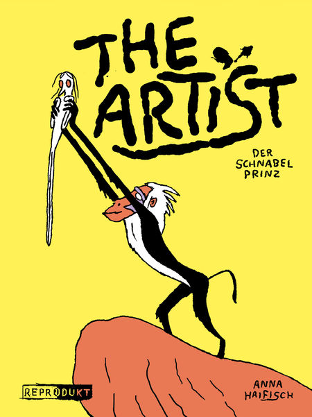 The Artist: Der Schnabelprinz - Das Cover