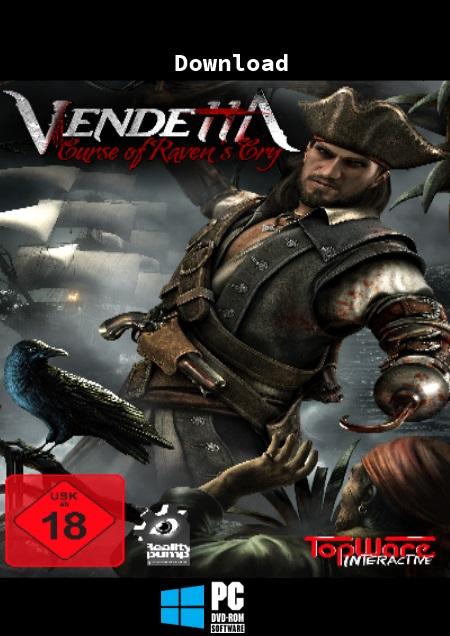 Vendetta - Curse of Raven's Cry - Der Packshot