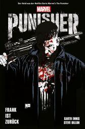 Punisher: Frank ist zurück - Das Cover